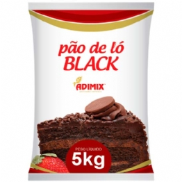 PÃO DE LÓ CHOCOLATE BLACK 5kg
