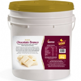 GRANFIL GOLD  CHOCOLATE BRANCO 4kg
